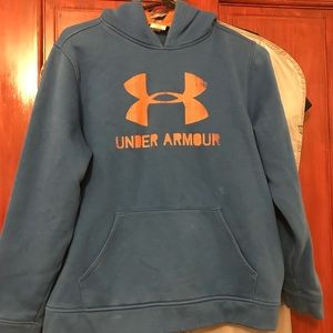 Under Armour Blue Hoodie